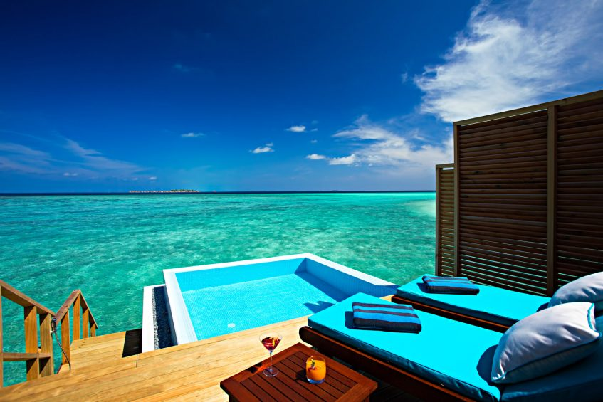 101 - Velassaru Maldives Luxury Resort - South Male Atoll, Maldives - Over Water Bungalow