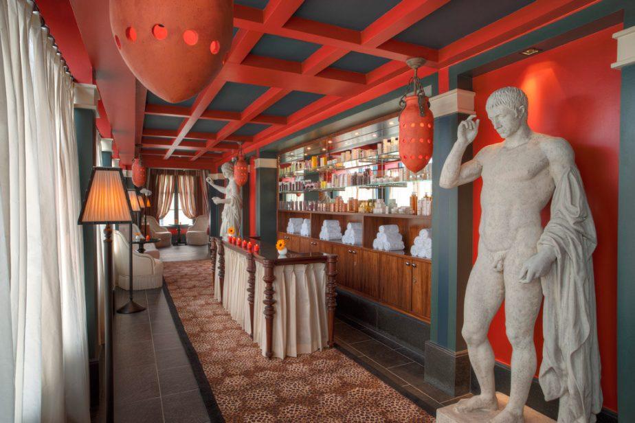 InterContinental Bordeaux Le Grand Hotel - Bordeaux, France - Spa