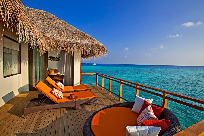 Velassaru Maldives Luxury Resort - South Male Atoll, Maldives - Over Water Bungalow