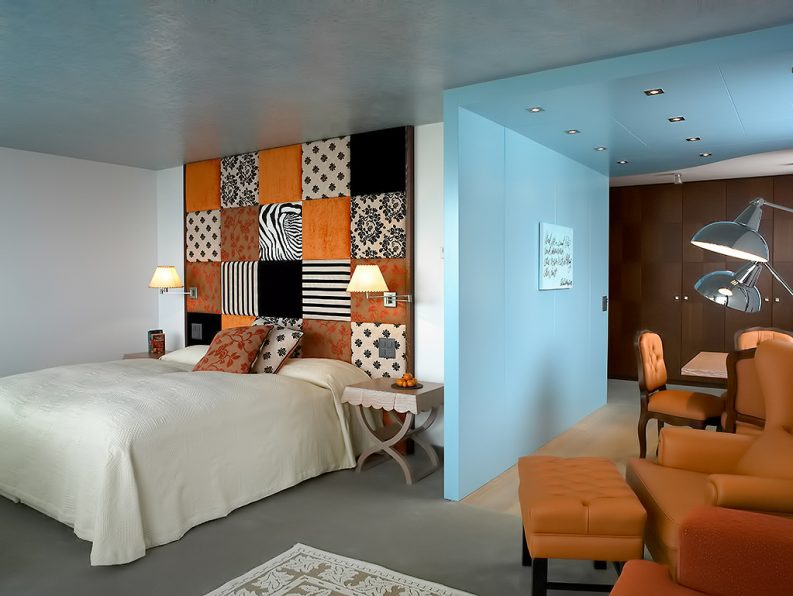 Tschuggen Grand Luxury Hotel - Arosa, Switzerland - Suite