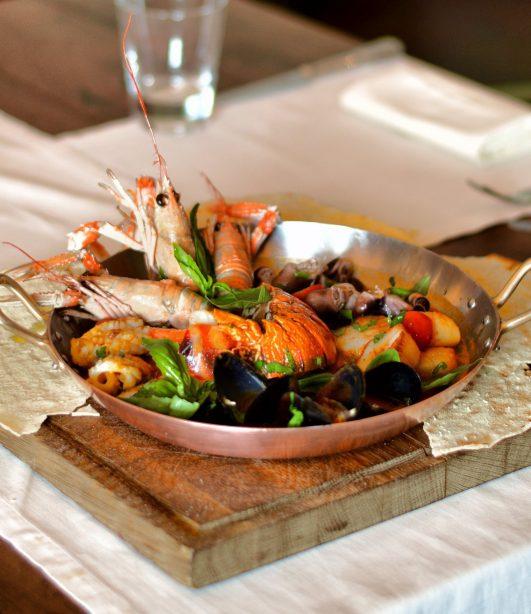 The St. Regis Abu Dhabi Luxury Hotel - Abu Dhabi, United Arab Emirates - Epicurean Lobster Cuisine