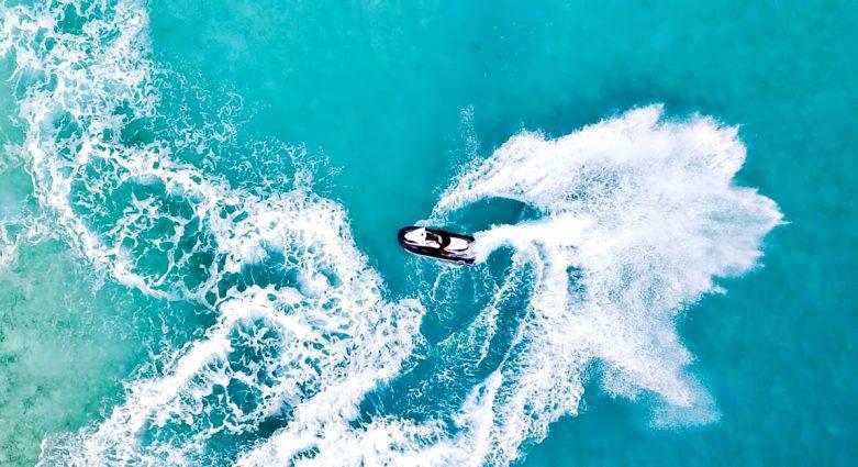 The Nautilus Maldives Luxury Resort - Thiladhoo Island, Maldives - Jet Ski