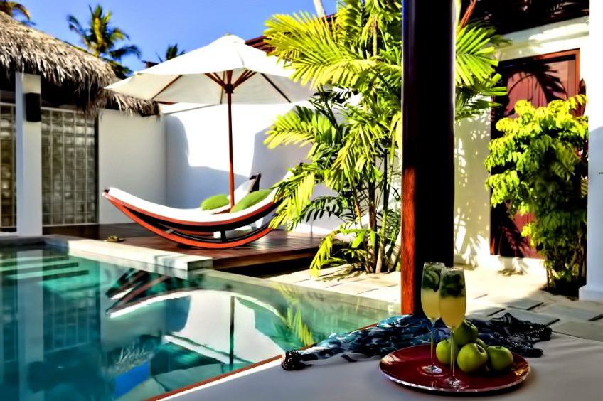 Velassaru Maldives Luxury Resort - South Male Atoll, Maldives - Tropical Beach Villa