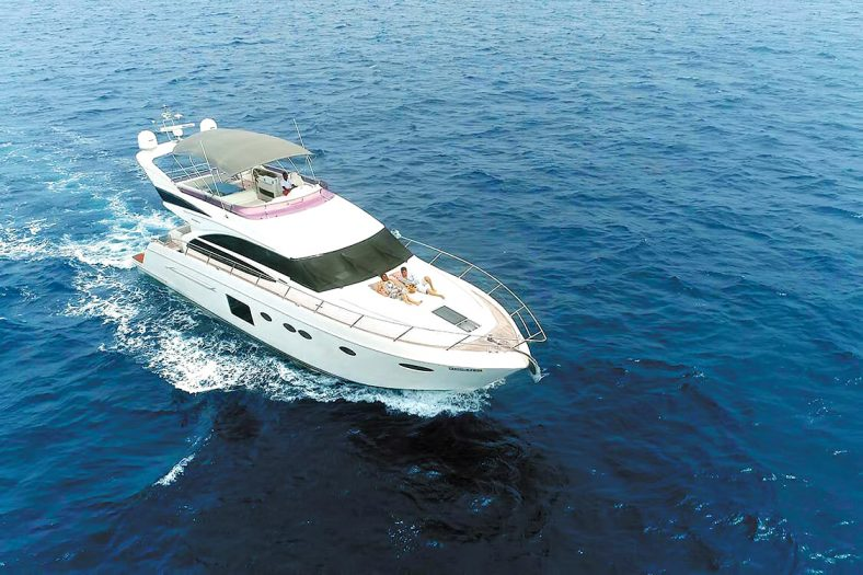 The Nautilus Maldives Luxury Resort - Thiladhoo Island, Maldives - Private Yacht
