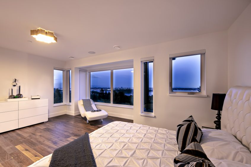 2121 Union Court, West Vancouver, BC, Canada - Master Bedroom - Luxury Real Estate - West Coast Modern Home
