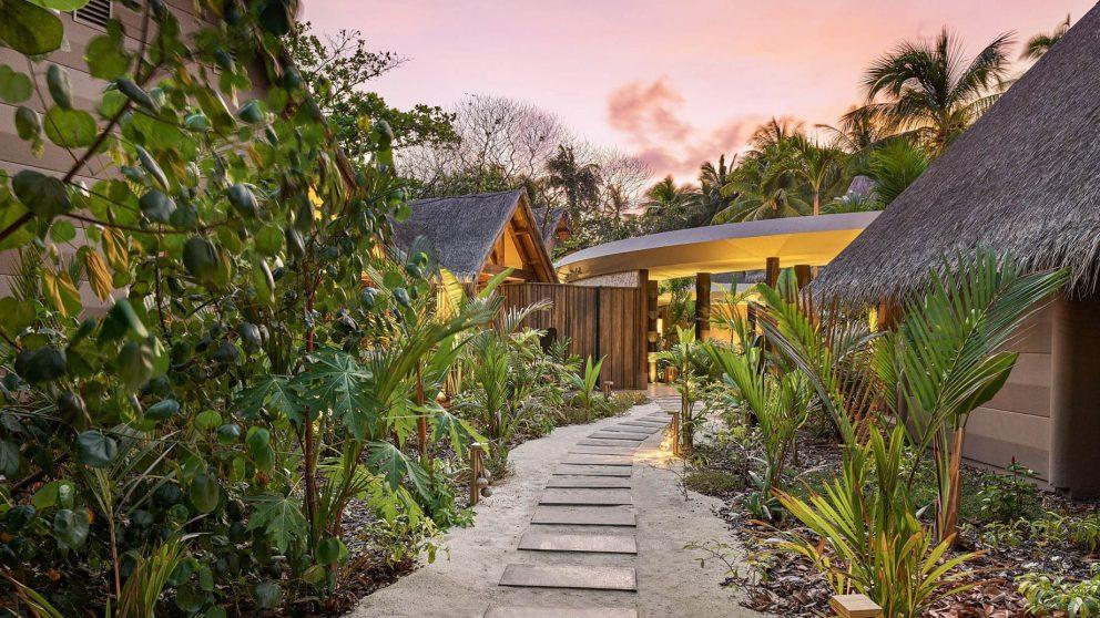 Joali Maldives Luxury Resort - Muravandhoo Island, Maldives - Pathway