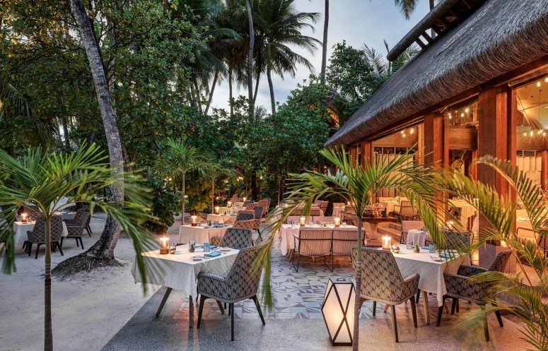 Joali Maldives Luxury Resort - Muravandhoo Island, Maldives - Vandhoo Restaurant Maldives