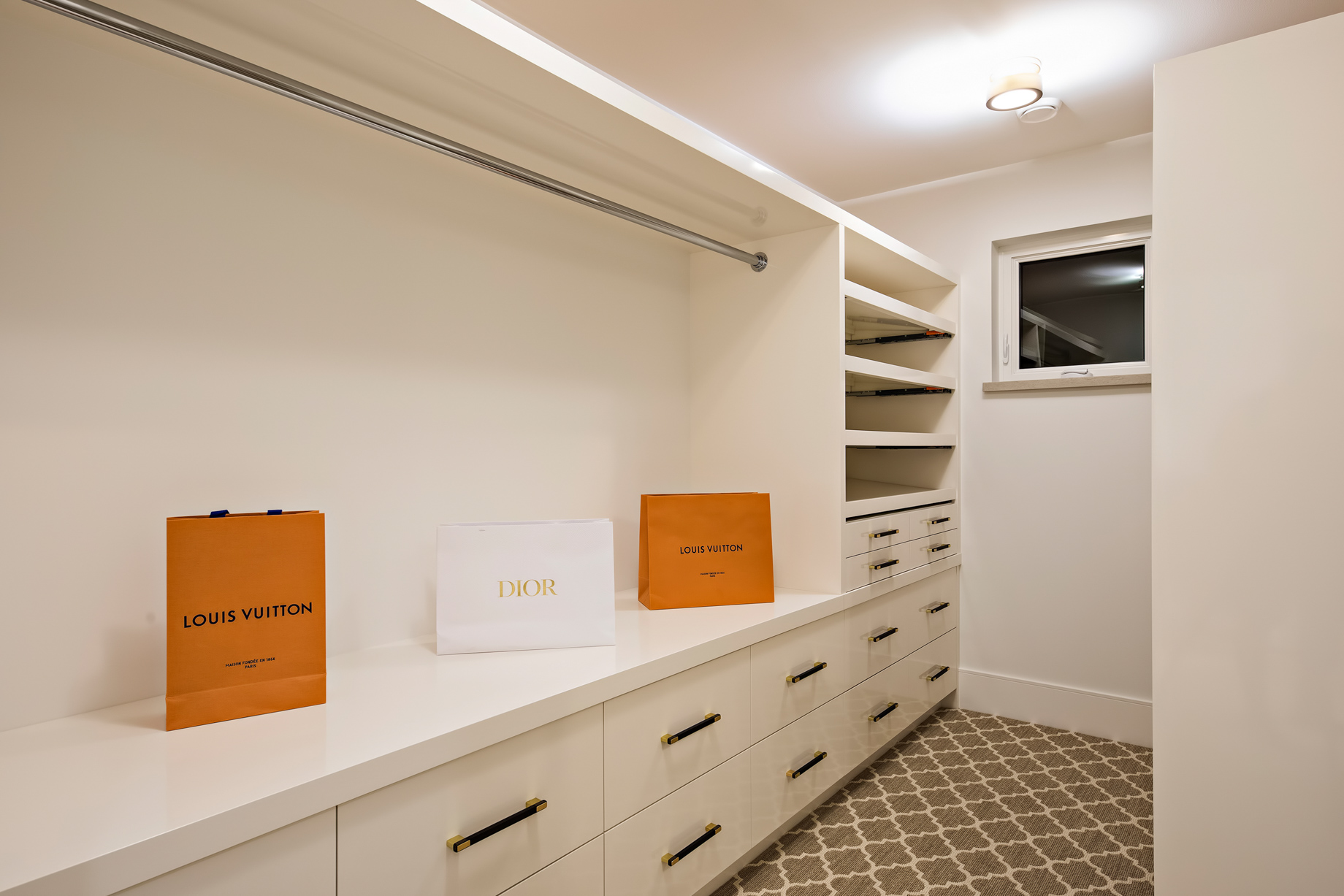 2111 Union Court, West Vancouver, BC, Canada - Closet - Luxury Real Estate - West Coast Modern Home