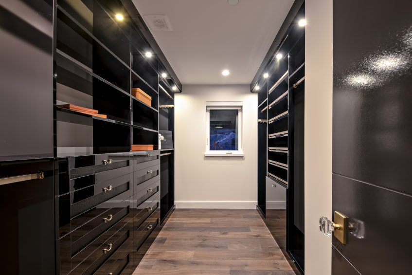 2121 Union Court, West Vancouver, BC, Canada - Closet - Luxury Real Estate - West Coast Modern Home
