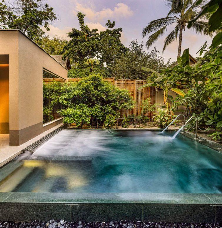 Joali Maldives Luxury Resort - Muravandhoo Island, Maldives - Relaxation Pool