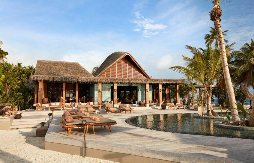 Joali Maldives Luxury Resort - Muravandhoo Island, Maldives - Mura Bar Pool