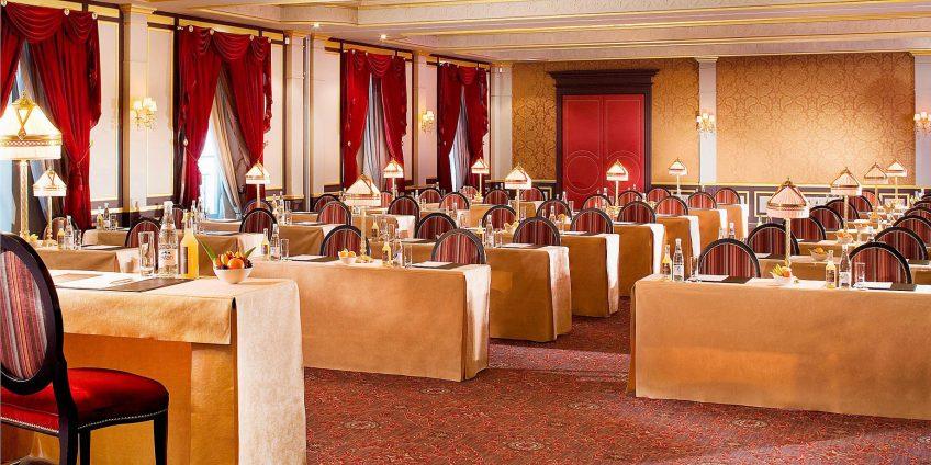 InterContinental Bordeaux Le Grand Hotel - Bordeaux, France - Margaux Meeting Room
