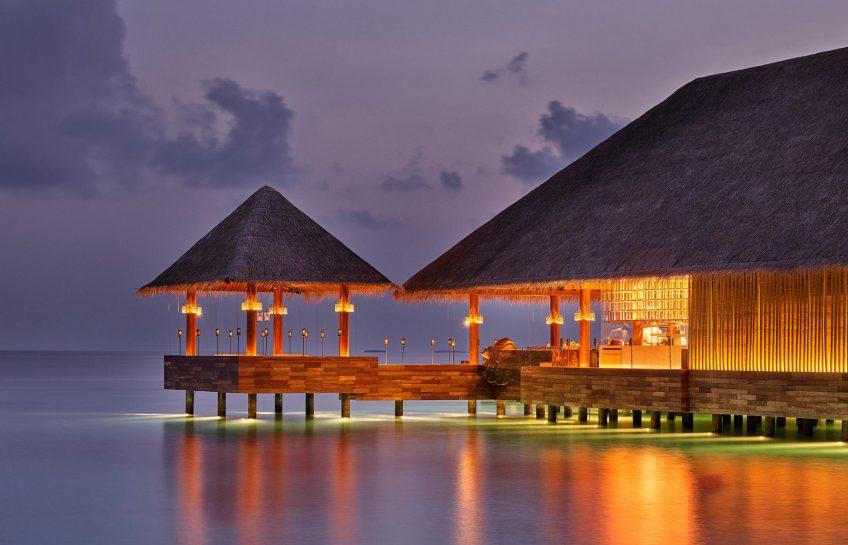 Joali Maldives Luxury Resort - Muravandhoo Island, Maldives - Saoke Japanese Restaurant