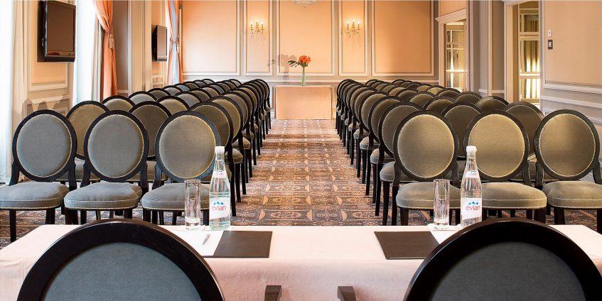 InterContinental Bordeaux Le Grand Hotel - Bordeaux, France - Saint-Emilion Meeting Room