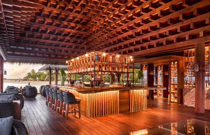 Joali Maldives Luxury Resort - Muravandhoo Island, Maldives - Saoke Bar