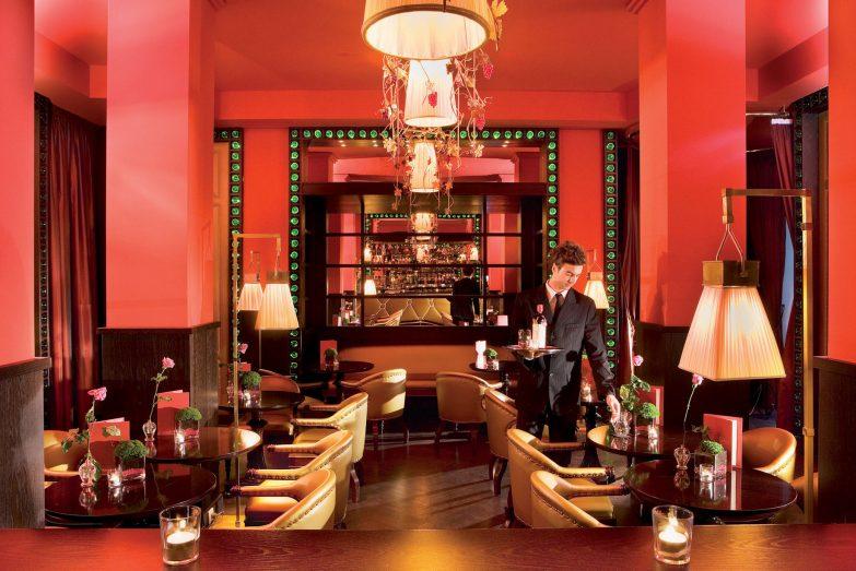 InterContinental Bordeaux Le Grand Hotel - Bordeaux, France - Cocktail Bar