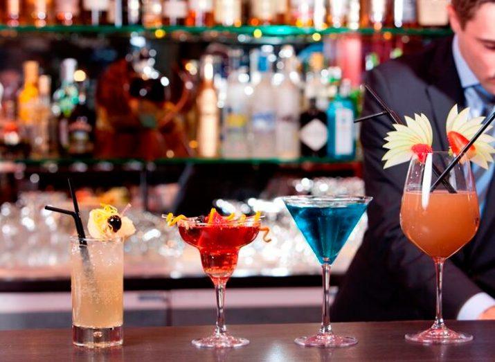InterContinental Bordeaux Le Grand Hotel - Bordeaux, France - Cocktails