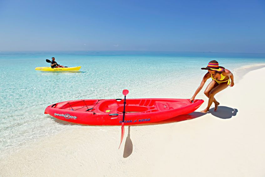 Velassaru Maldives Luxury Resort - South Male Atoll, Maldives - Beach Fun