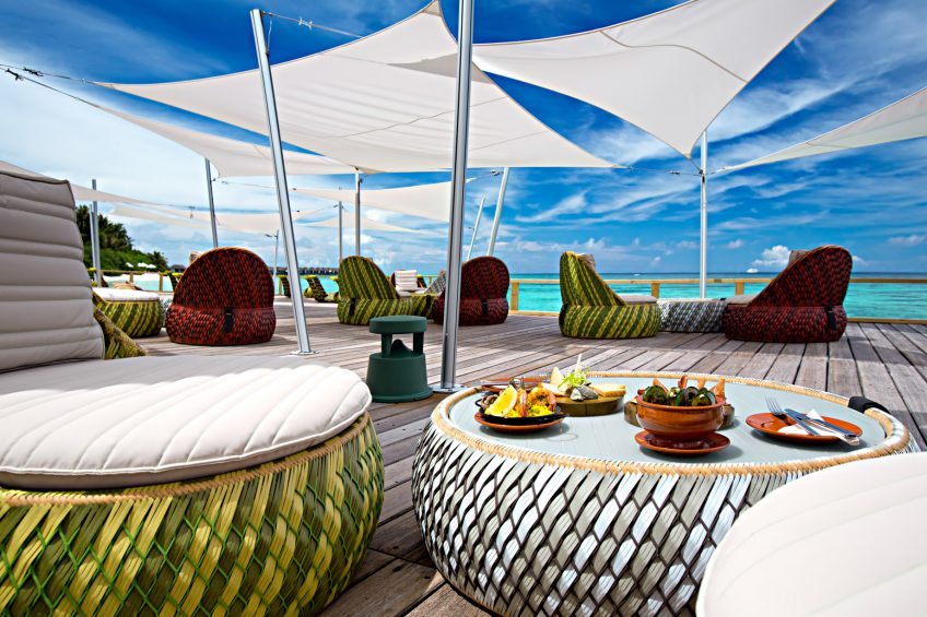 Velassaru Maldives Luxury Resort - South Male Atoll, Maldives - Chill Bar