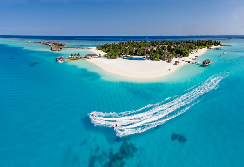 Velassaru Maldives Luxury Resort - South Male Atoll, Maldives - Jet Skis