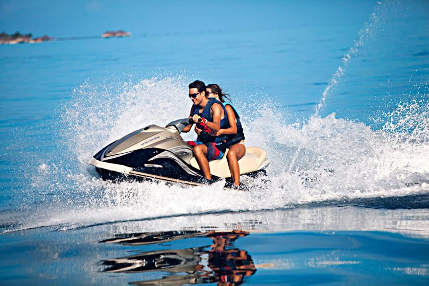 Velassaru Maldives Luxury Resort - South Male Atoll, Maldives - Jet Ski