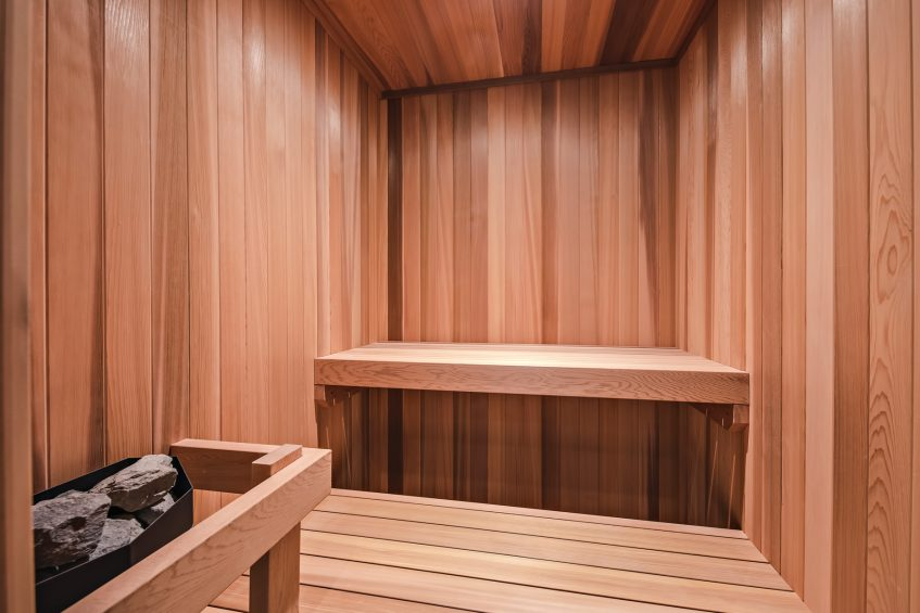 2111 Union Court, West Vancouver, BC, Canada - Sauna - Luxury Real Estate - West Coast Modern Home