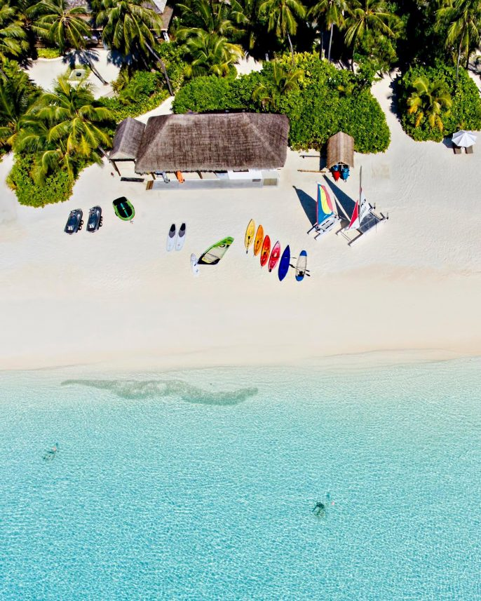 Velassaru Maldives Luxury Resort - South Male Atoll, Maldives - Water Sports