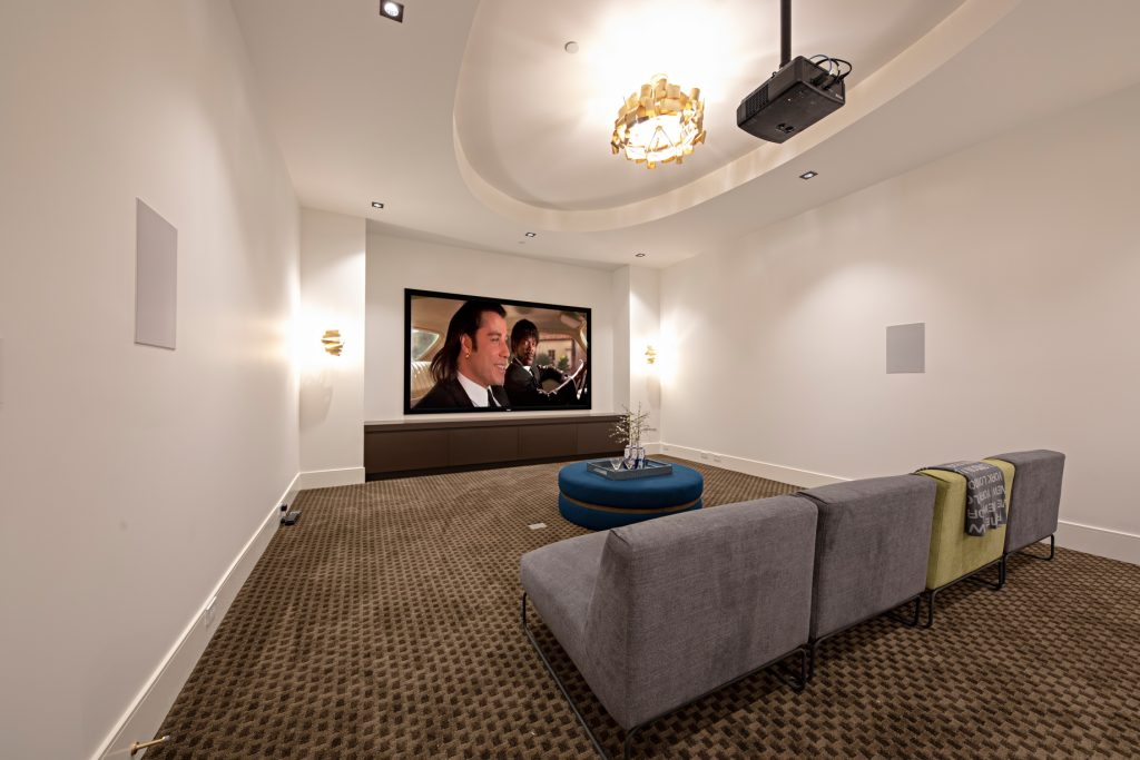 2111 Union Court, West Vancouver, BC, Canada - Theatre Room