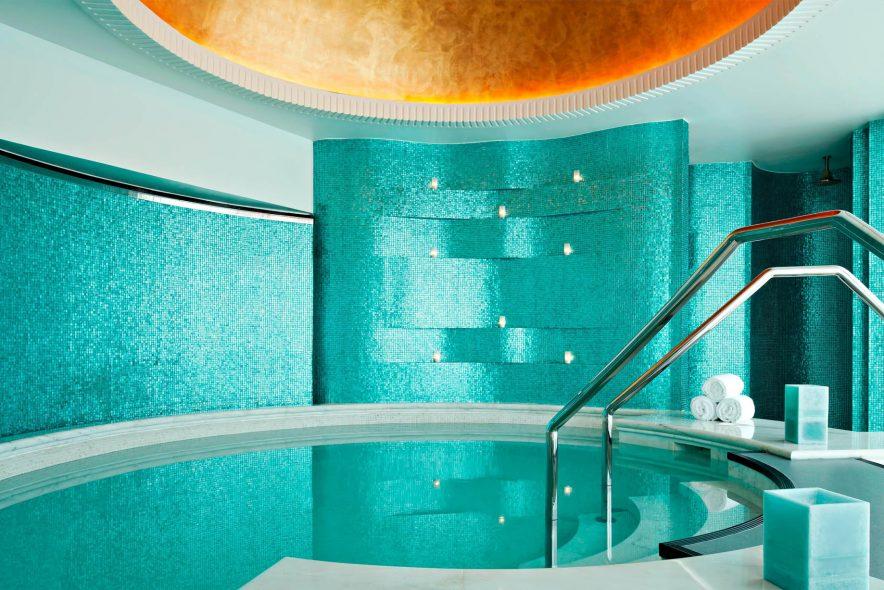 The St. Regis Abu Dhabi Luxury Hotel - Abu Dhabi, United Arab Emirates - Remede Spa Hot Tub