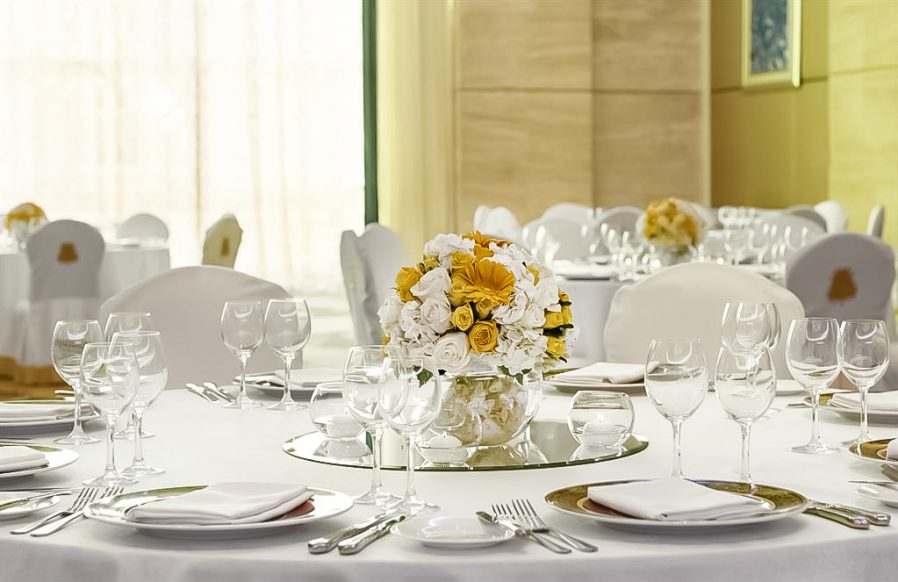 The St. Regis Abu Dhabi Luxury Hotel - Abu Dhabi, United Arab Emirates - Al Muhaif Ballroom