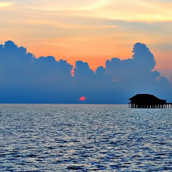 Velassaru Maldives Luxury Resort - South Male Atoll, Maldives - Sunset