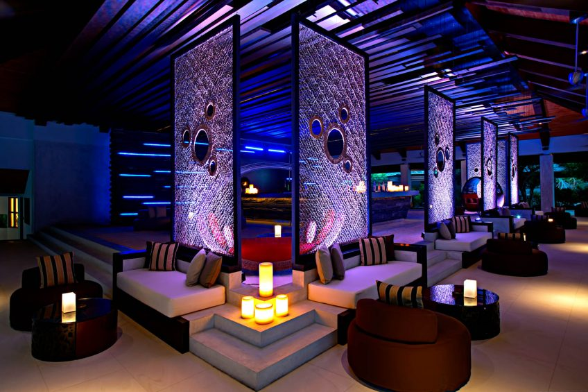 Velassaru Maldives Luxury Resort - South Male Atoll, Maldives - Night Lounge