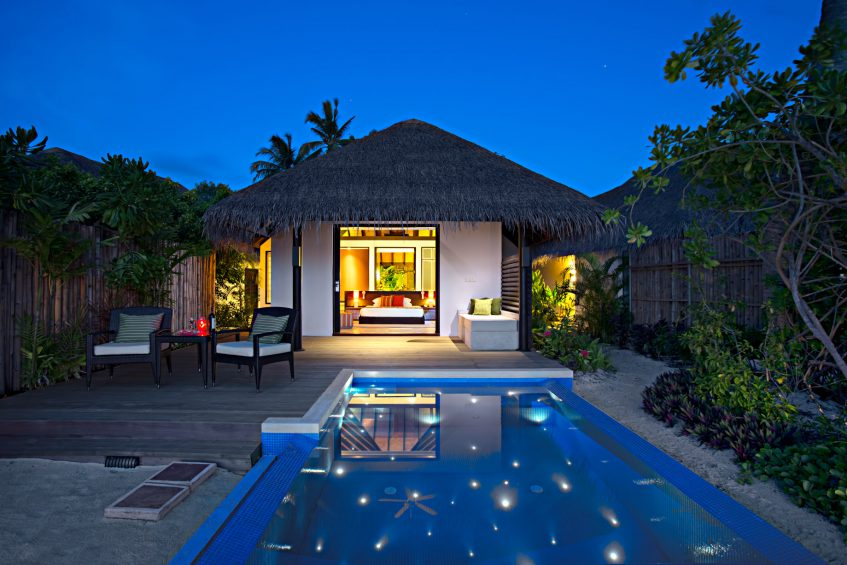 Velassaru Maldives Luxury Resort - South Male Atoll, Maldives - Night Villa
