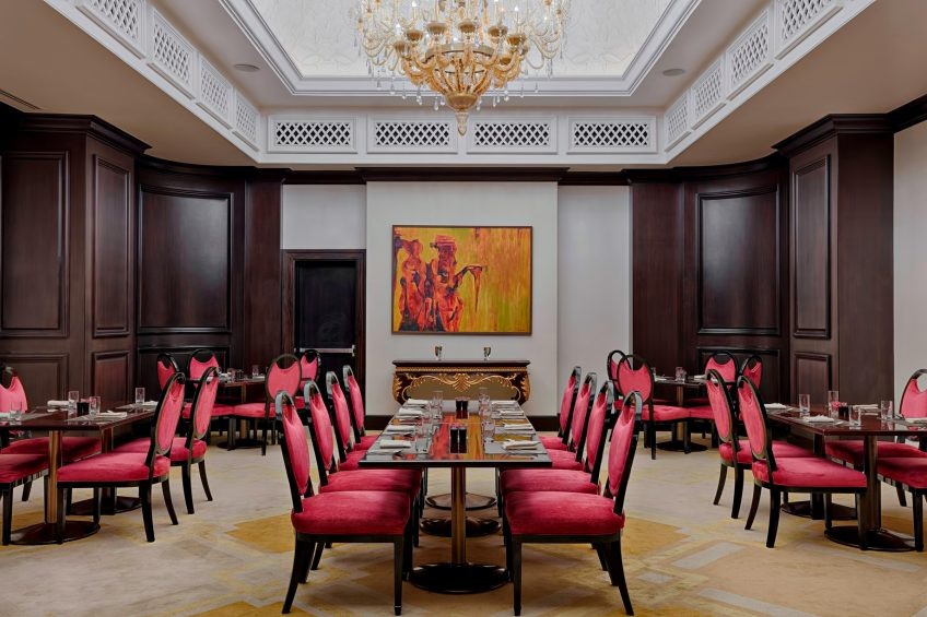 The St. Regis Abu Dhabi Luxury Hotel - Abu Dhabi, United Arab Emirates - Terrace on the Corniche Private Dining