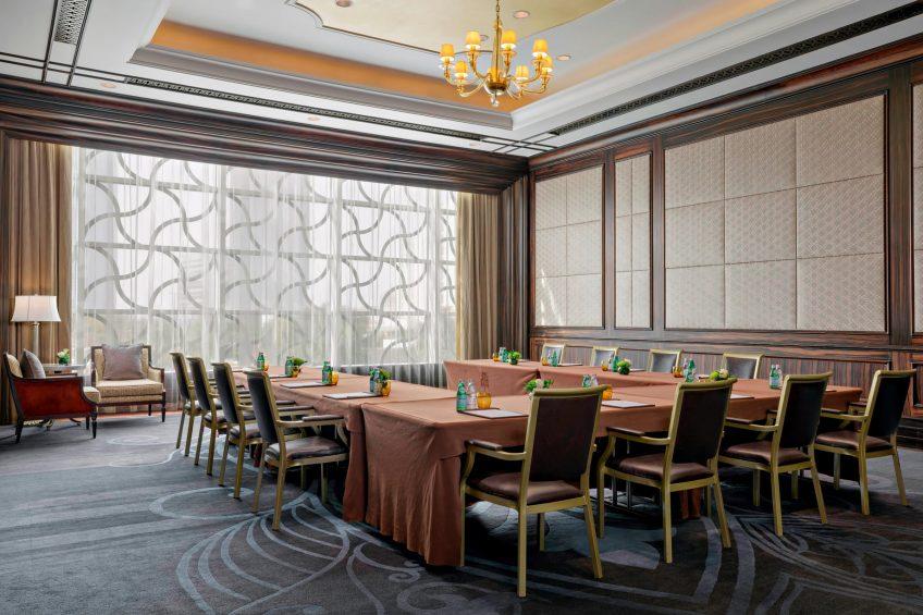 The St. Regis Abu Dhabi Luxury Hotel - Abu Dhabi, United Arab Emirates - Al Muqam
