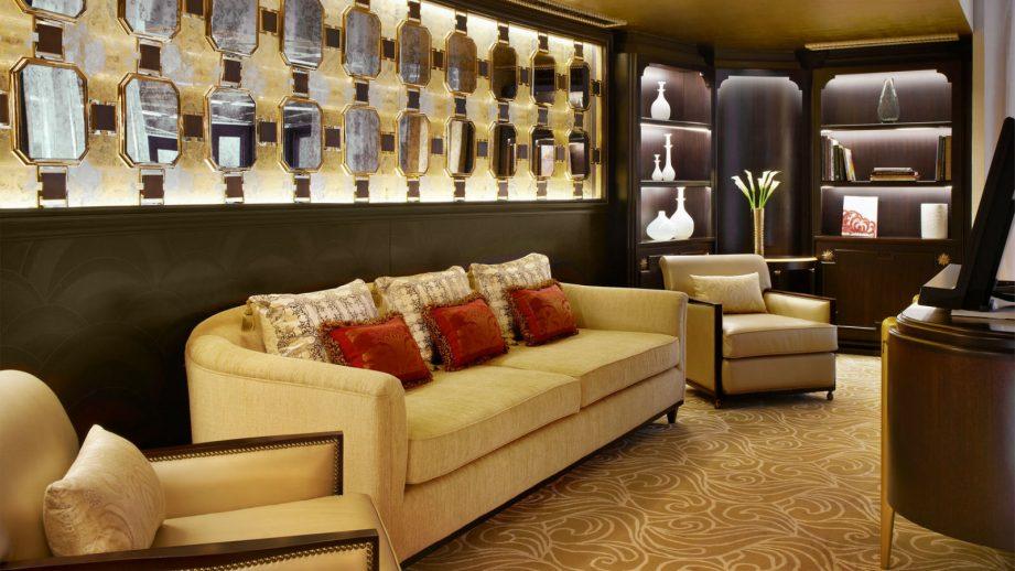 The St. Regis Abu Dhabi Luxury Hotel - Abu Dhabi, United Arab Emirates - Exceptionally Luxurious Decor