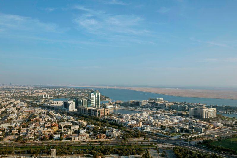 The St. Regis Abu Dhabi Luxury Hotel - Abu Dhabi, United Arab Emirates - Exterior View