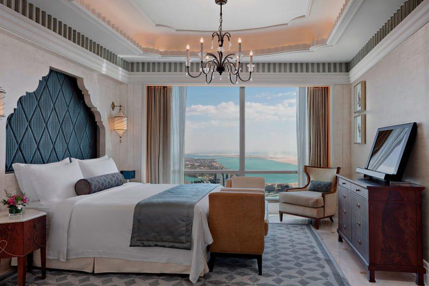 The St. Regis Abu Dhabi Luxury Hotel - Abu Dhabi, United Arab Emirates - Al Mushref King Suite