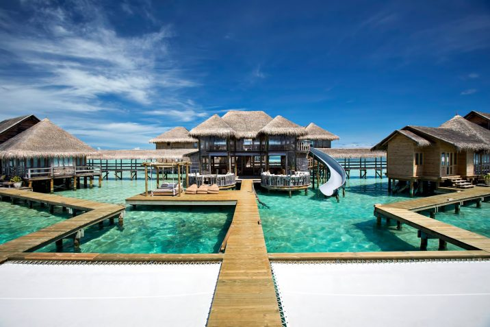 Gili Lankanfushi Luxury Resort - North Male Atoll, Maldives - The Private Reserve Infinity Pool