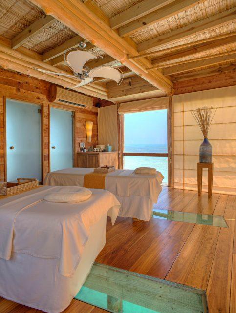 Gili Lankanfushi Luxury Resort - North Male Atoll, Maldives - The Private Reserve Spa Treatment Room