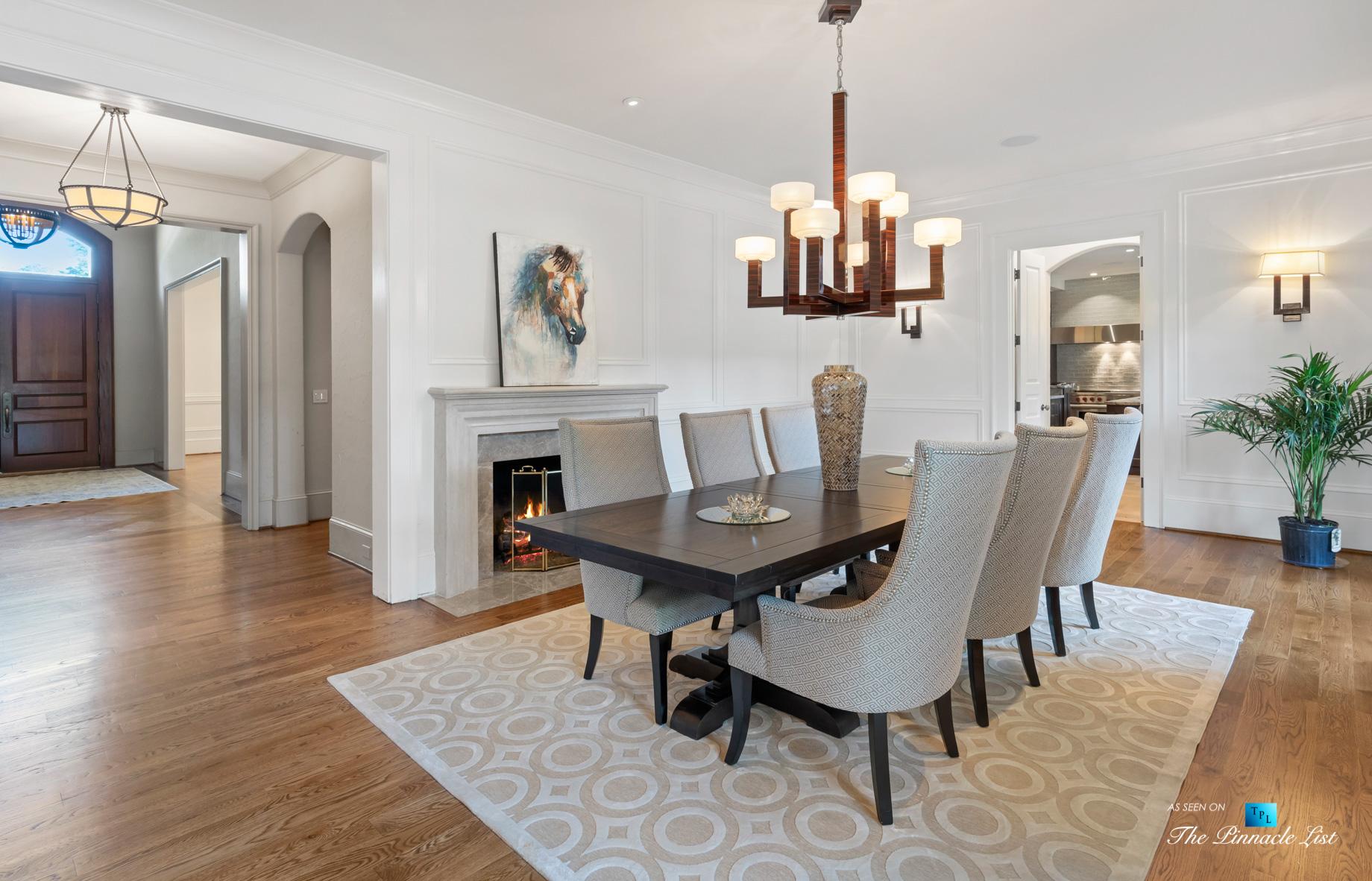 Luxury Real Estate – 450 Blackland Rd NW, Atlanta, GA, USA