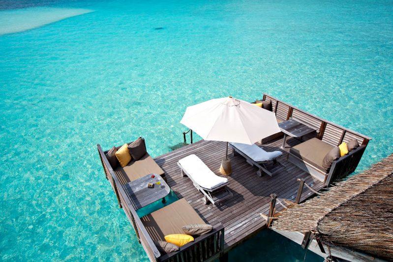 Gili Lankanfushi Luxury Resort - North Male Atoll, Maldives - Overwater Villa Sun Deck