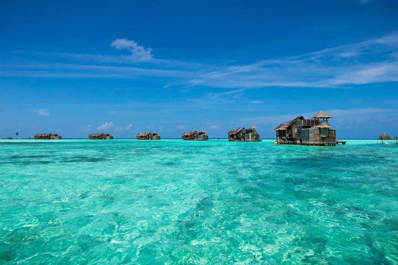 Gili Lankanfushi Luxury Resort - North Male Atoll, Maldives - Overwater Villas Ocean View