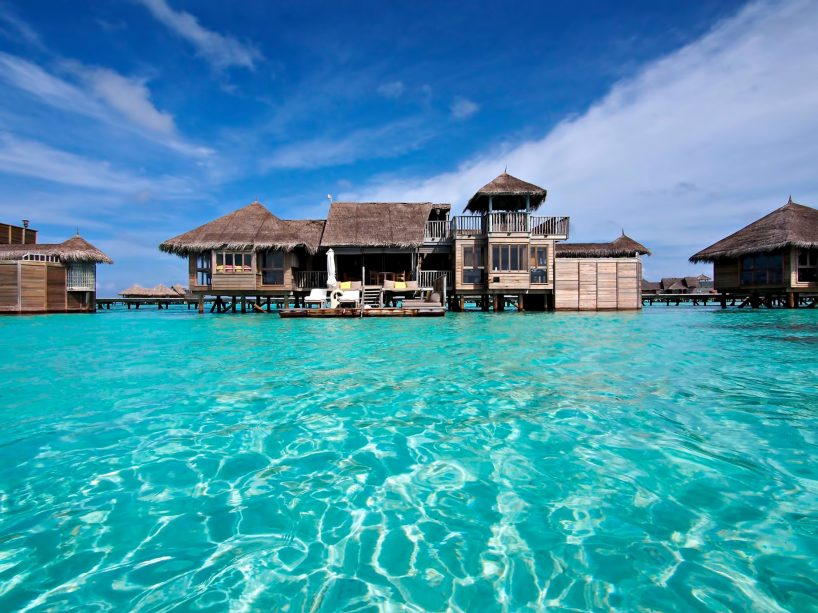 Gili Lankanfushi Luxury Resort - North Male Atoll, Maldives - Overwater Villa Ocean View