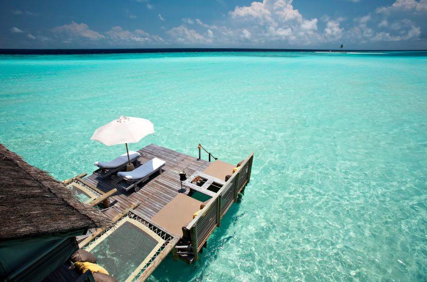 Gili Lankanfushi Luxury Resort - North Male Atoll, Maldives - Overwater Villa Deck Ocean View