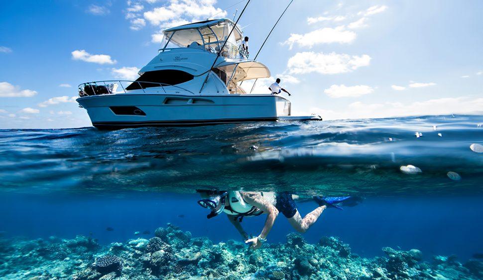 097 - Gili Lankanfushi Luxury Resort - North Male Atoll, Maldives - Boat Snorkeling