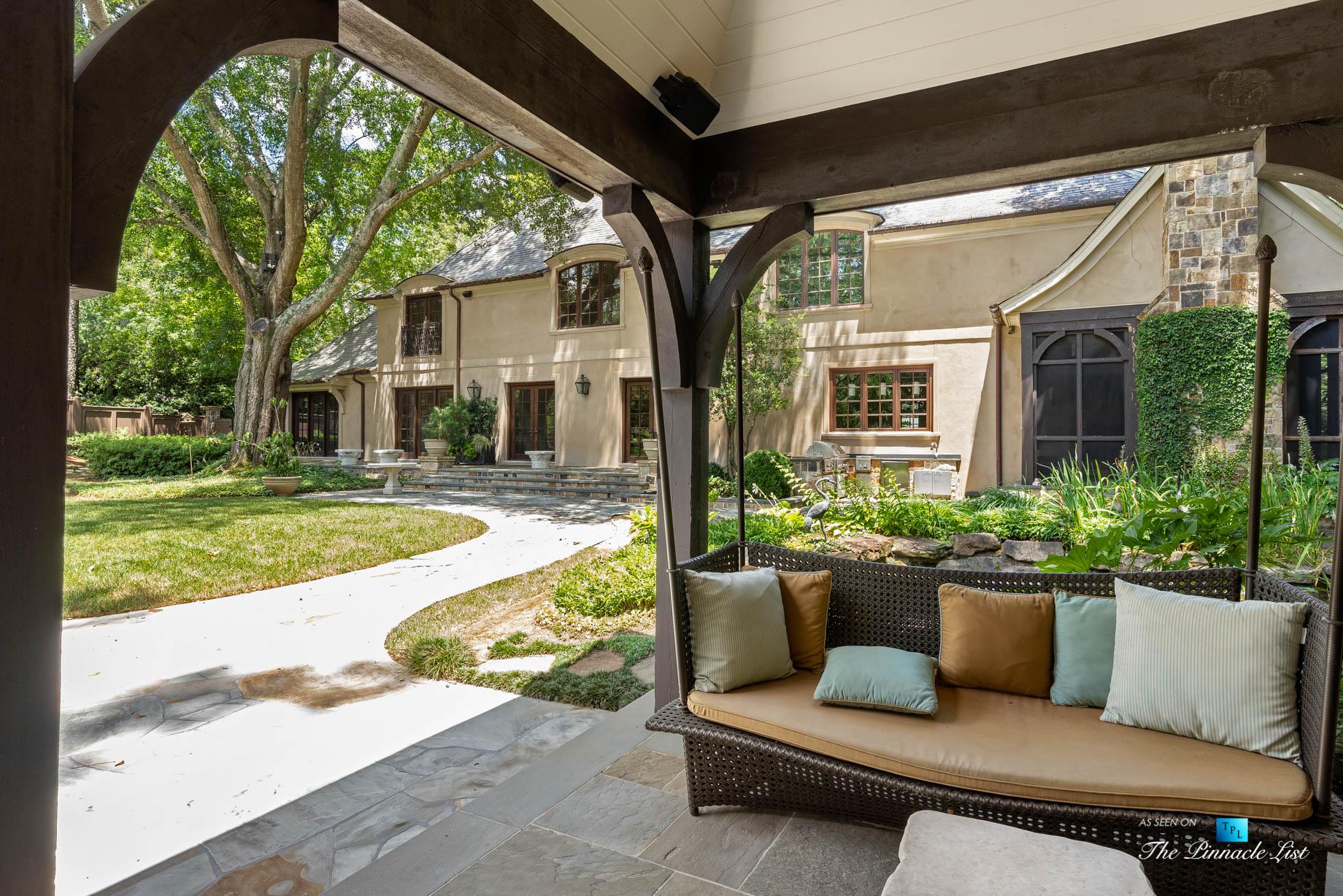 Luxury Real Estate - 450 Blackland Rd NW, Atlanta, GA, USA