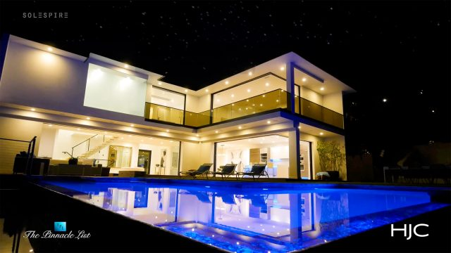 LA Modern Home - 1516 N Kings Rd, Los Angeles, CA, USA - Luxury Real Estate - Video