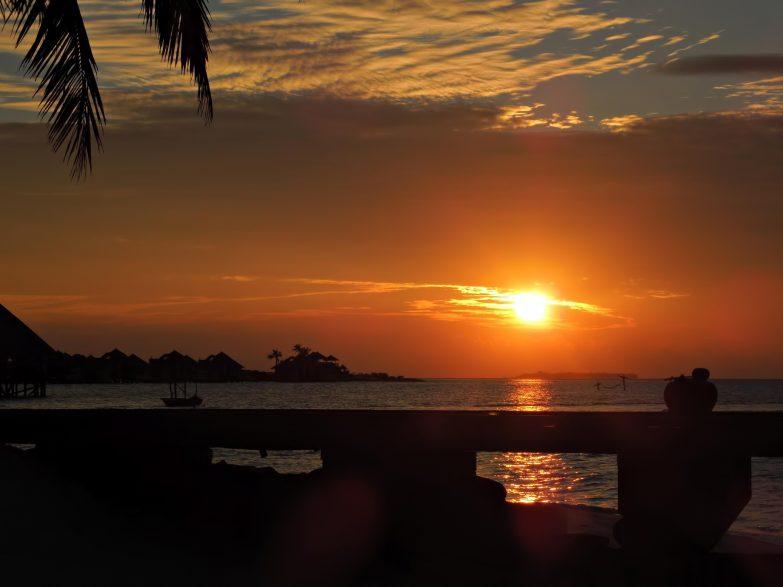Gili Lankanfushi Luxury Resort - North Male Atoll, Maldives - Sunset
