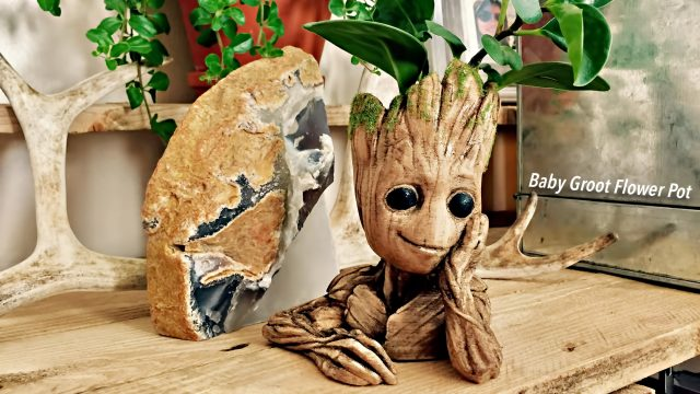 Baby Groot Flower Pot - Why People Love it